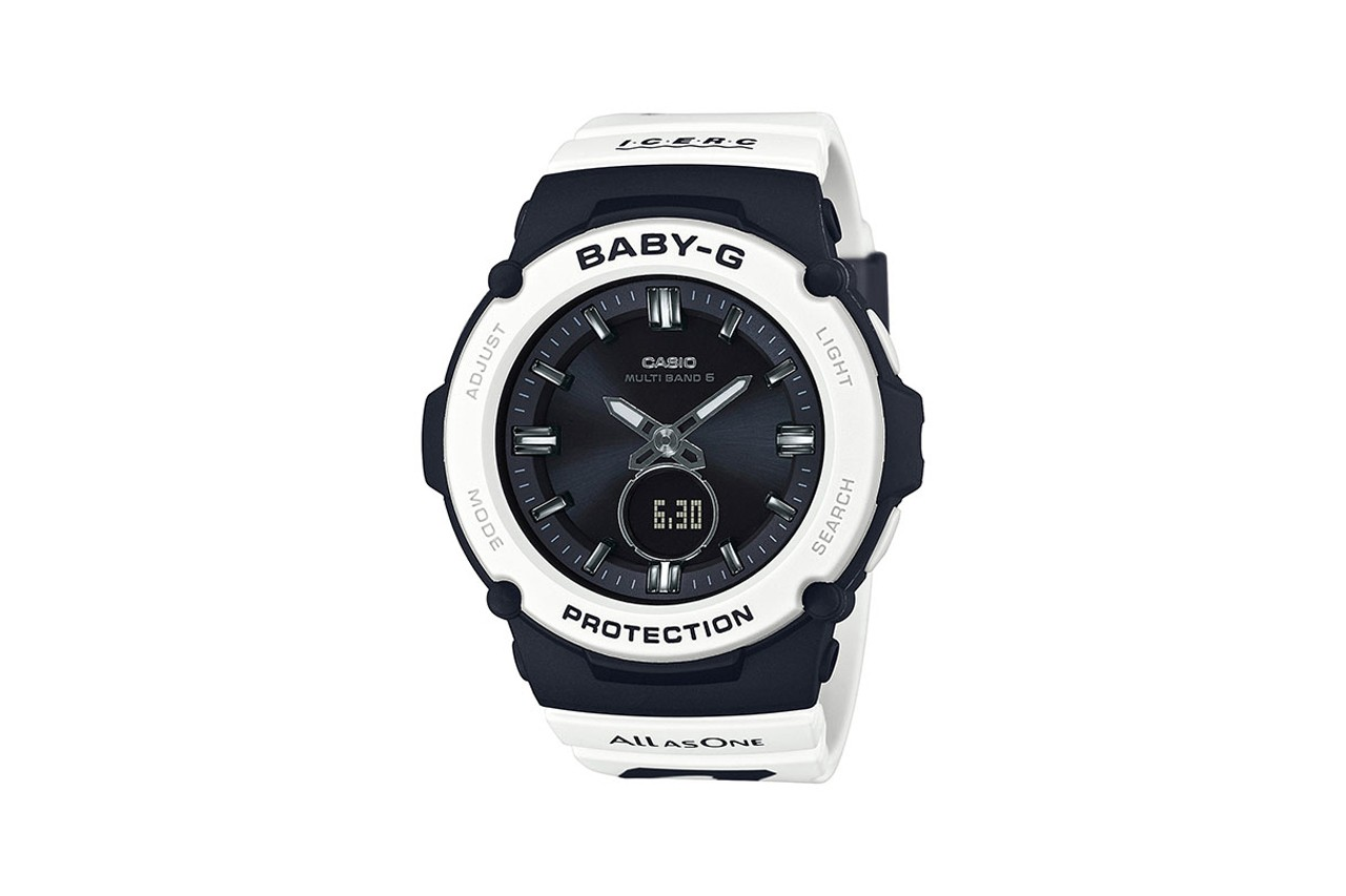 casio g shock baby g orca whale watch 2020 edition