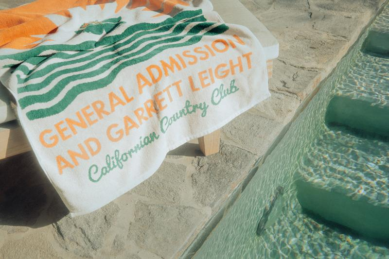Garrett Leight x General Admission Summer 2020 Collaboration spring ss20 california venice country club collection