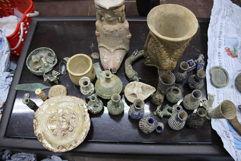 interpol global anti trafficking operation stolen artifacts