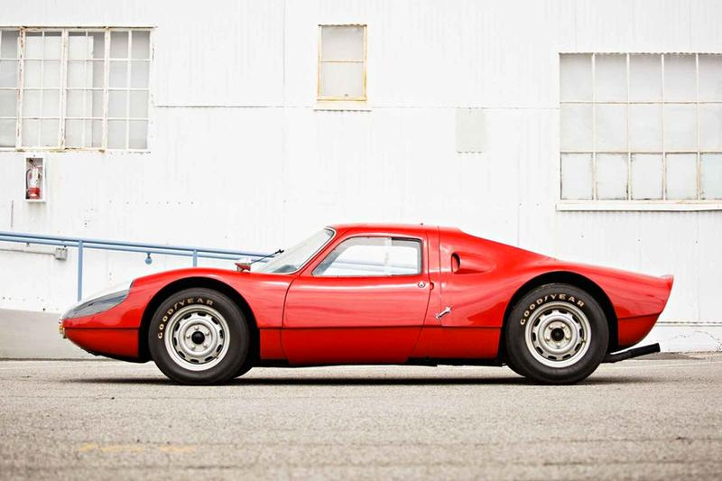 1964 Porsche 904 Carrera GTS Auction gooding company vintage cars collection racing