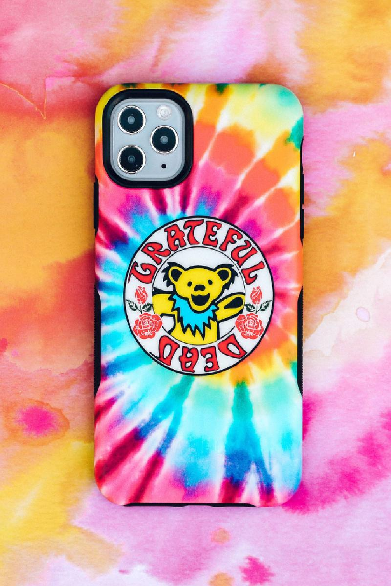 grateful dead casely phone cases colorful patterned fashion design
