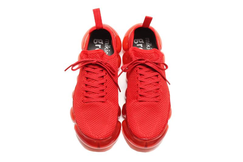 grounds jewelry giddy up spray red sneakers Mikio Sakabe official release date info photos price store list