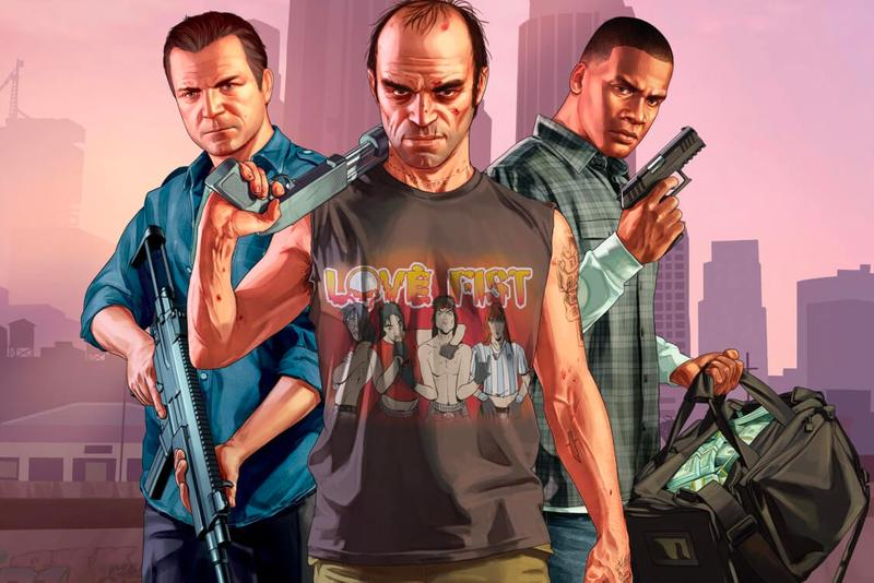 GTA V Best Selling Game of the Decade US grand theft auto rockstar games take two interactive