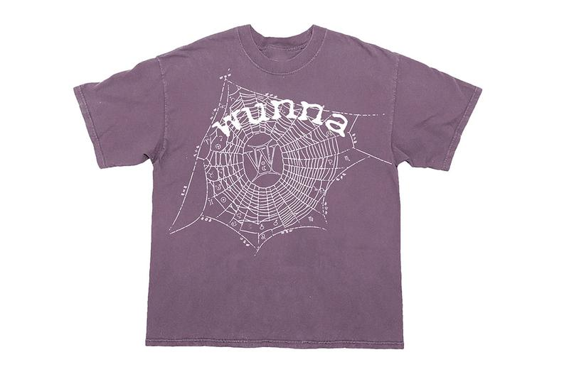 """Gunna x Young Thug """"KING SPIDER ZODIAC 13"""" Merch wunna album release clothing collection may 2020 drop sweater hoodie tee shirt shorts graphic zodiac wunnascope"""