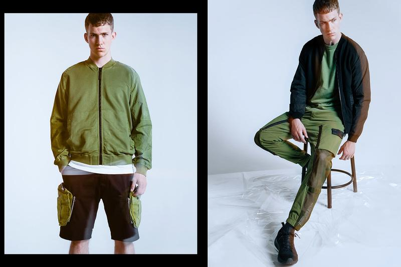 HAVEN Stone Island Shadow Project SS20 collection Editorial lookbook acronym techwear technical apparel