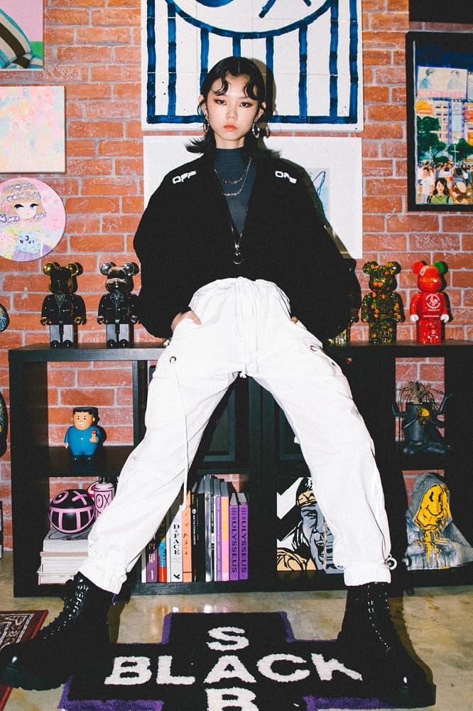 "HBX ""New Youth"" SS20 South Korea Editorial spring summer 2020 AMBUSH®, Post Archive Faction, Marine Serre, Hyein Seo"