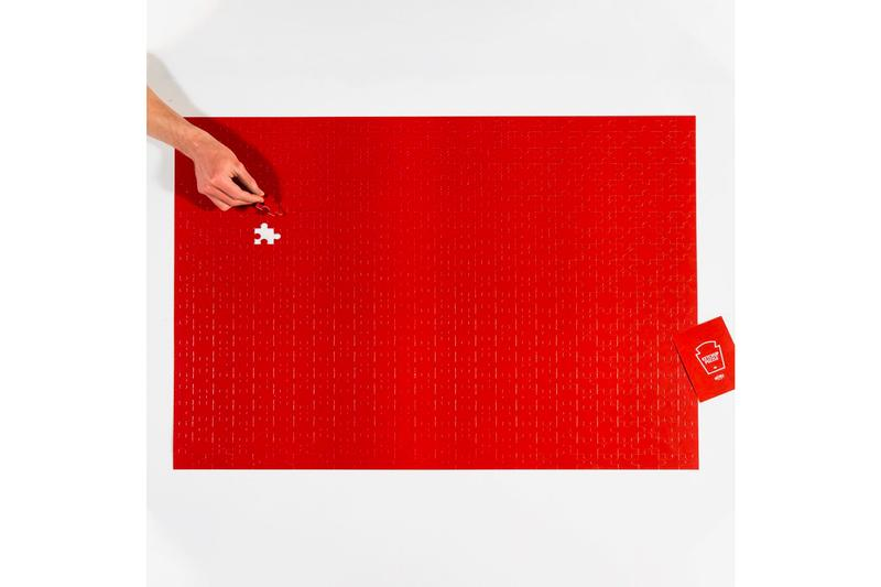 Heinz Ketchup Red Puzzle Release Info Buy Price Feeding America