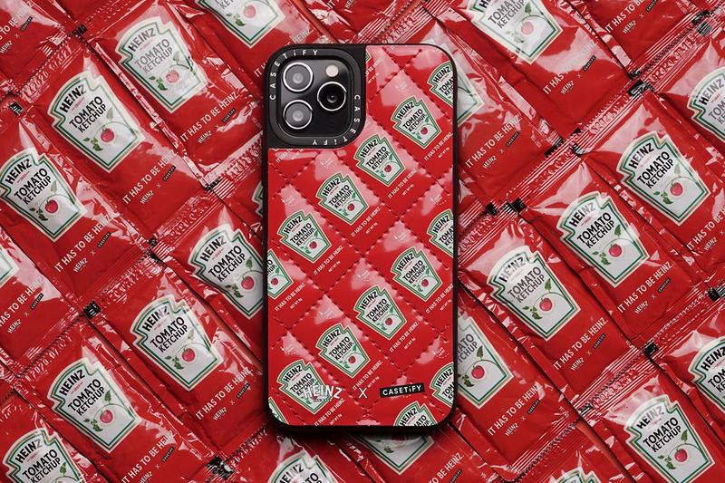 Heinz CASETiFY Collection Release Info Buy Price iphone case airpods pro charger iwatch macbook