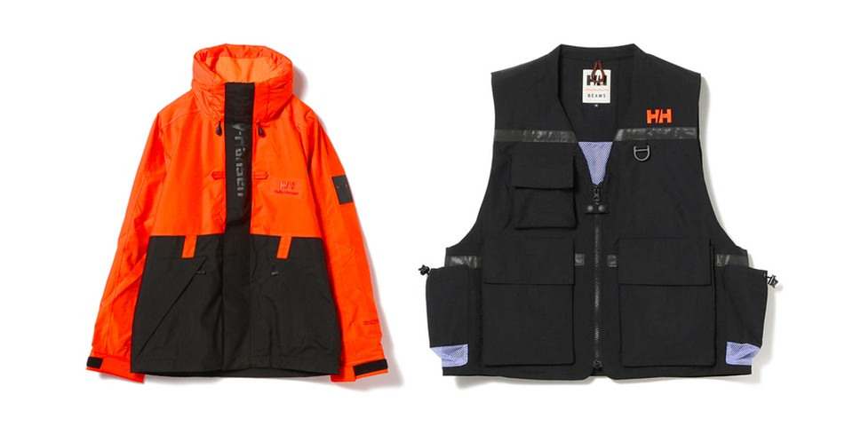 Helly Hansen Taps BEAMS for Outdoor-Friendly Fishing Capsule