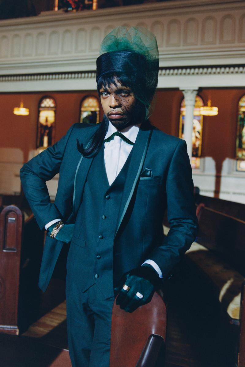 "Ian Isiah Announces Chromeo-Produced Project 'AUNTIE' lead single ""N.U.T.S."" stream spotify apple music ""N.U.T.S (N*GG* YOU THE SH*T),"" funk disco"
