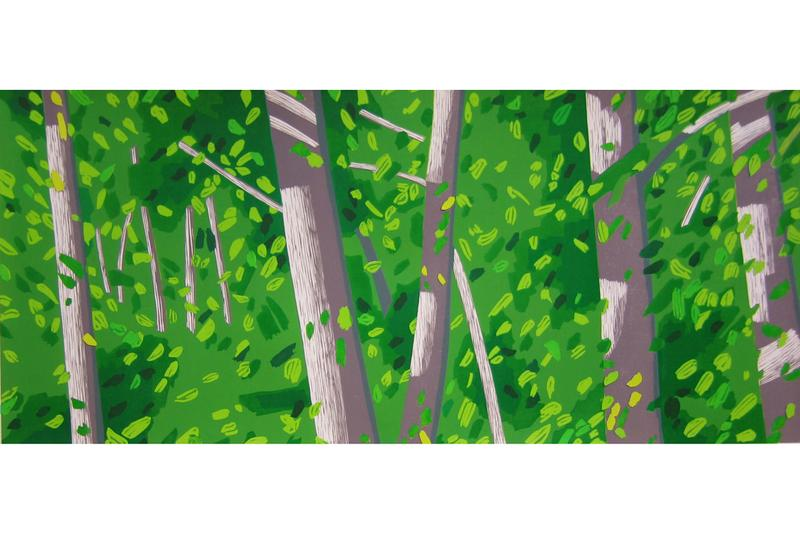 IFPDA Fine Art Print Fair Online Exclusive Betsy Senior Fine Art Alex Katz Andy Warhol Ed Ruscha La Caja Negra Gallery Sarah Sauvin Gallery Susan Sheehan Gallery