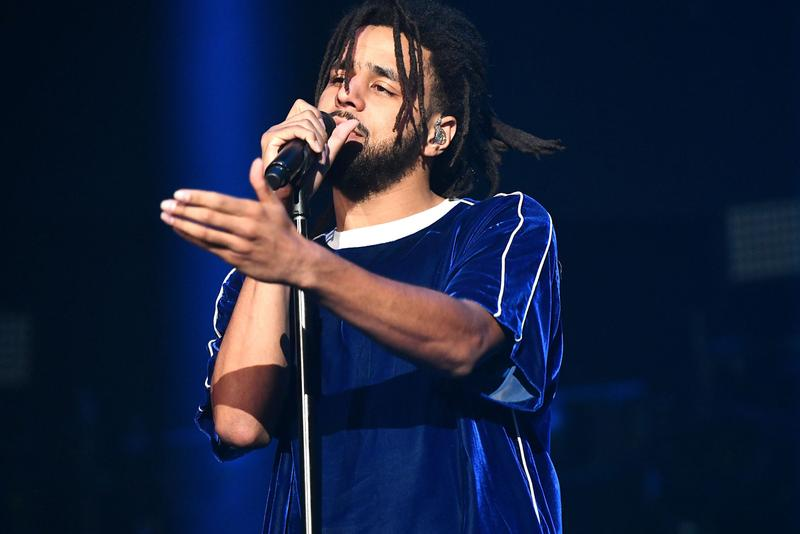 J Cole 10 New RIAA Certifications gold platinum Neighbors 4 Your Eyez Only Immortal Dreamville Revenge Of The Dreamers III