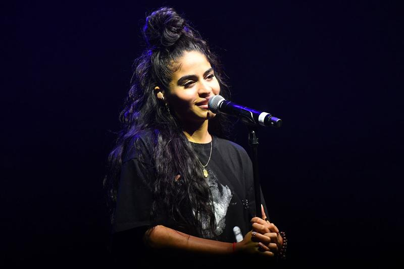 Jessie Reyez Covers Drake Spotify Singles Session The Wilter Onstage Performance