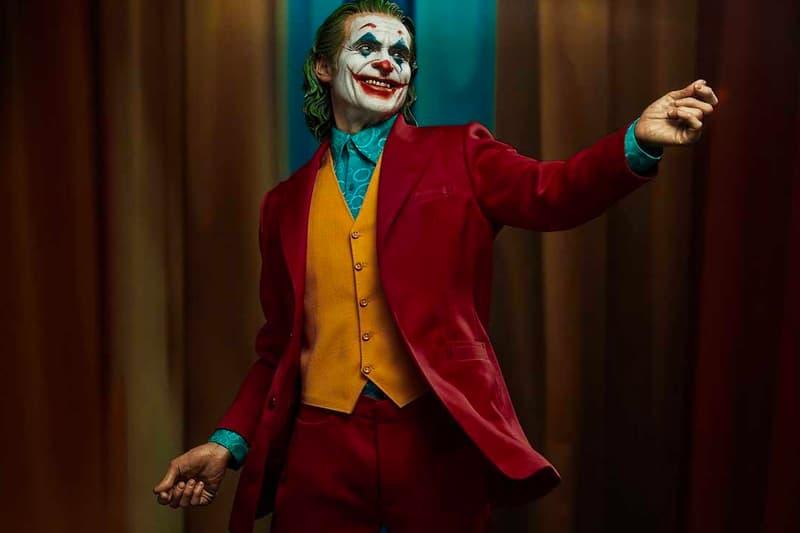 Joaquin Phoenix 'Joker' 1:3 Scale Statue | HYPEBEAST