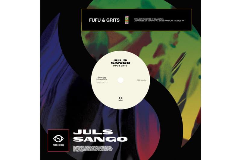 "Juls and Sango 'Fufu & Grits' EP Release Two Tracks """"Angele Ni Fie""  ""Ritmo Coco"""