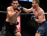 Justin Gaethje Bests Tony Ferguson at UFC 249