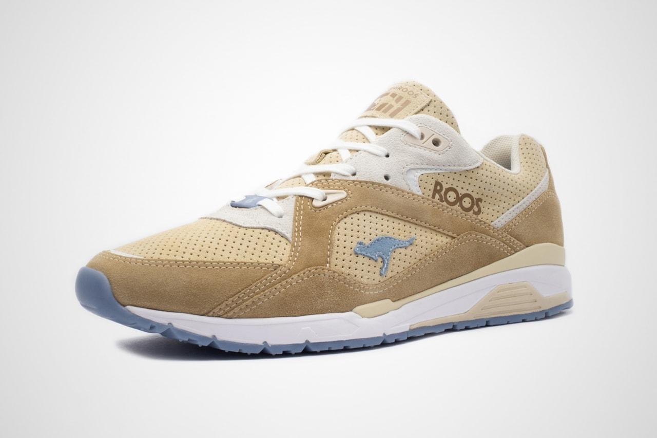 kangaroos runaway roos 001 save the polar bear beige white blue release date info photos price