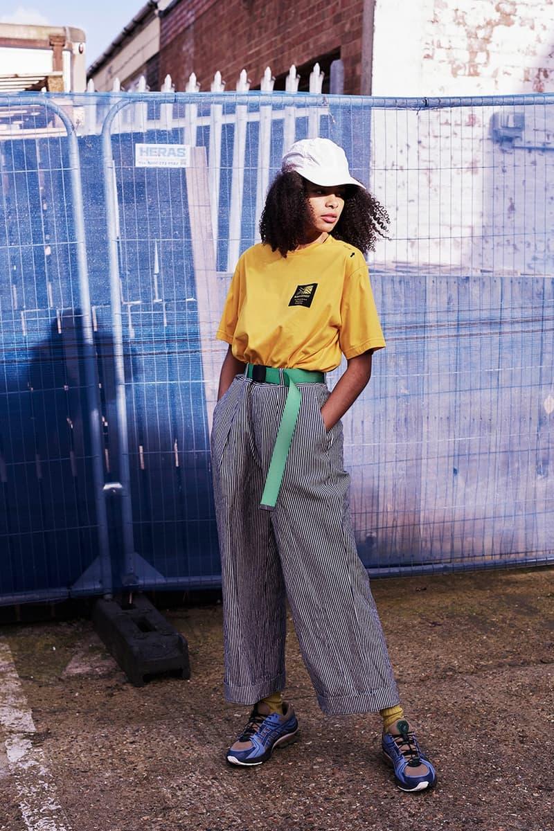 Karrimor Japan Spring Summer 2020 Lookbook menswear streetwear Moncada Brewery London jackets pants shorts t shirts trousers hats caps hiking trek outdoors