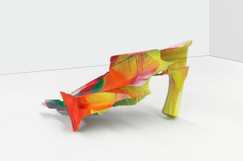 katharina grosse gagosian frieze new york online artworks sculptures installations paintings
