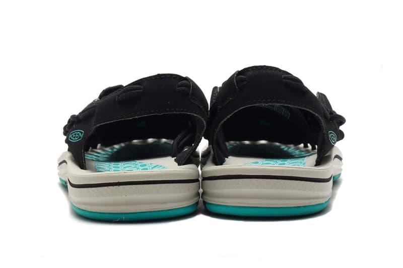 atmos keen uneek jade black sandals official release date info photos price store list
