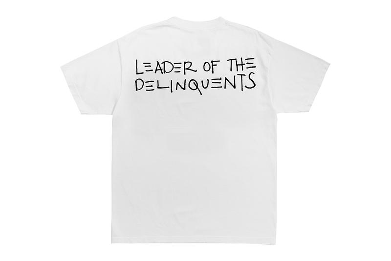 Kid Cudi c/o Virgil Abloh Pulling Strings T-Shirt Release Leader of the Delinquents Merch Info Buy Price t shirt vinyl