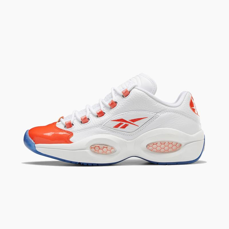 "Reebok Question Low ""Vivid Orange"" Sneaker Release Where to buy Price 2020"