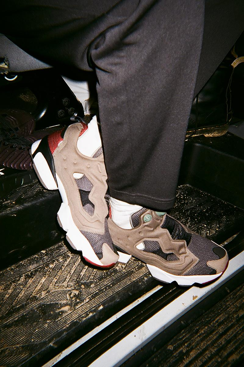Kohei Okita Reebok eightyone Collection Second Drop Instapump Fury Release Info Date Buy Price Vainl Archive Spring Summer 2020