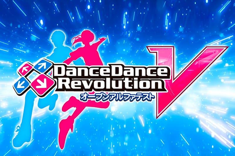 Konami Browser Dance Dance Revolution V Release Info Game Play Free