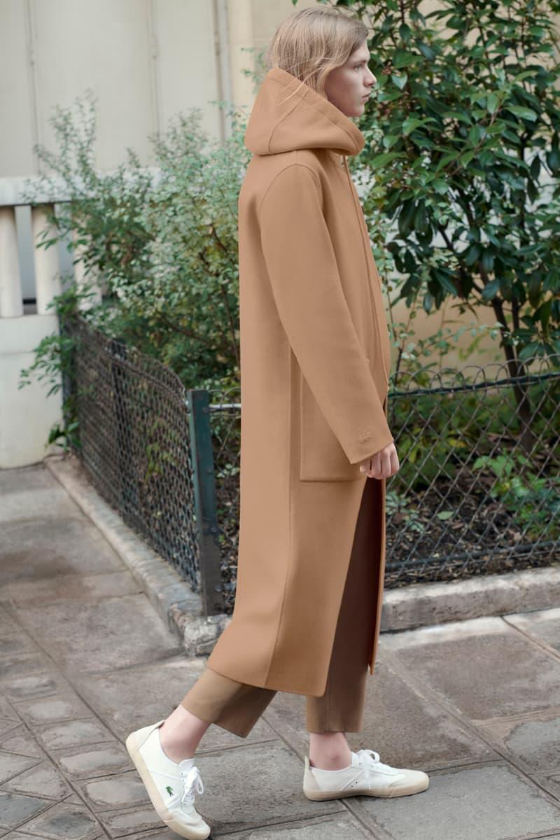 Lacoste Fall/Winter 2020 Collection Lookbooks fw20 louise trotter menswear womenswear items