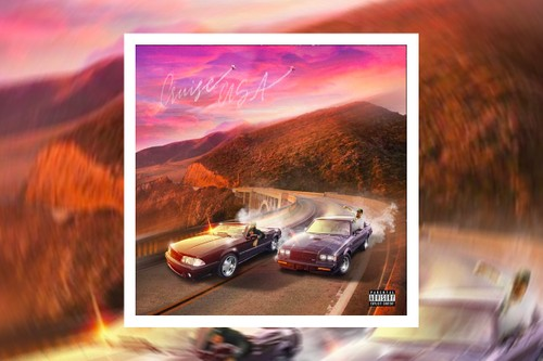 Larry June Takes a Drive with 'Cruise USA' Mixtape
