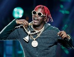 """Lil Yachty Serves up Two-For-One """"Split/Whole Time"""" Music Video"""