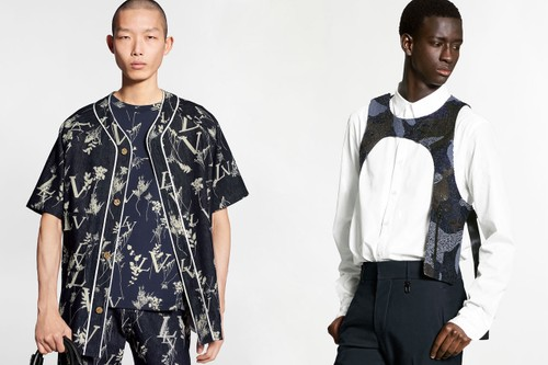 Louis Vuitton's Latest Pre-Collection FW20 Items Boast Lush Patterns