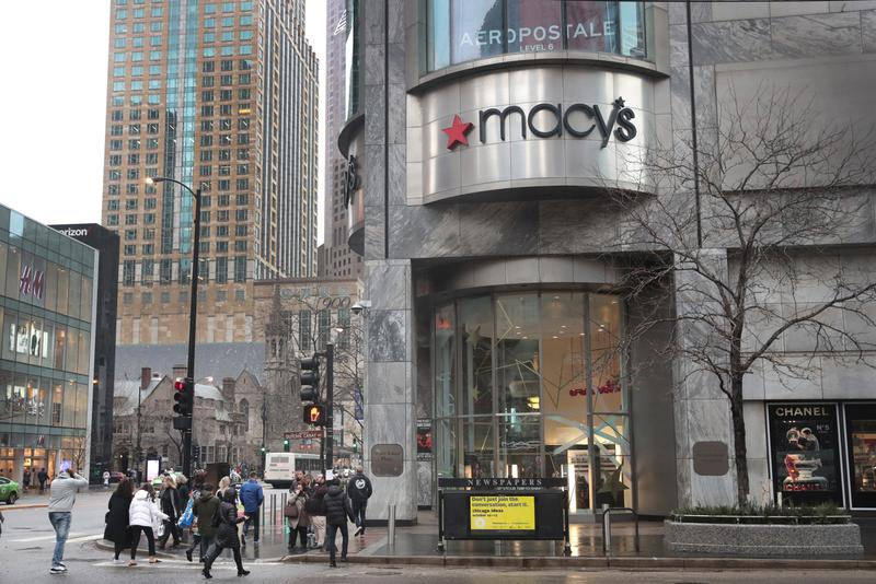 Macy's Coronavirus Profit Losses News Retail fashion quarterly reporting Operating Costs debt finance COV
