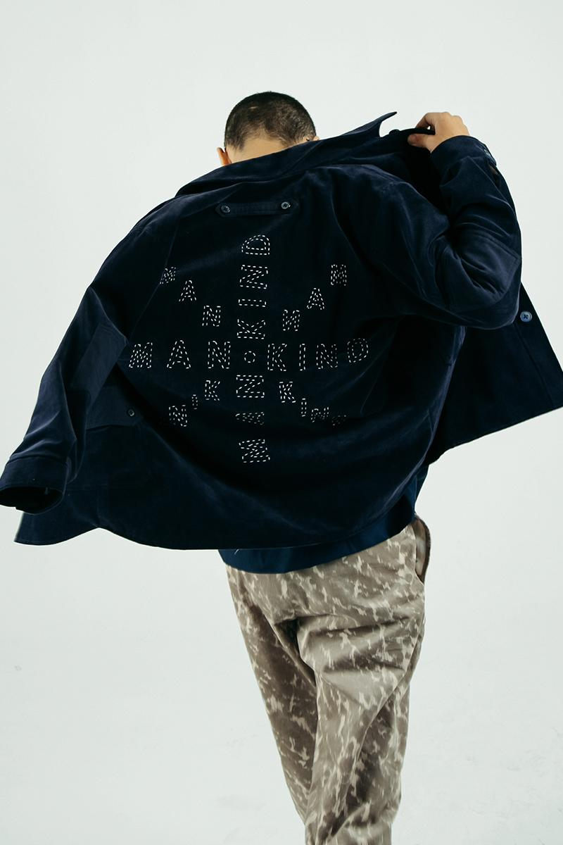 MANKIND SS20 Collection Lookbook MOVABLE FEAST Info Buy