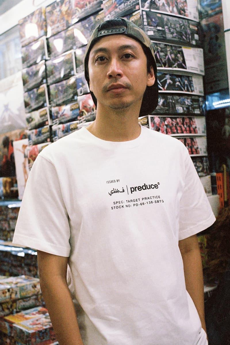 "Mark Ong ""SBTG"" x Preduce Skateboards ""Target Practice"" Capsule Collection ""hidden in plain sight"" Release Information Thailand Skateboarding Company 2006 Nike SB Dunk Fame"