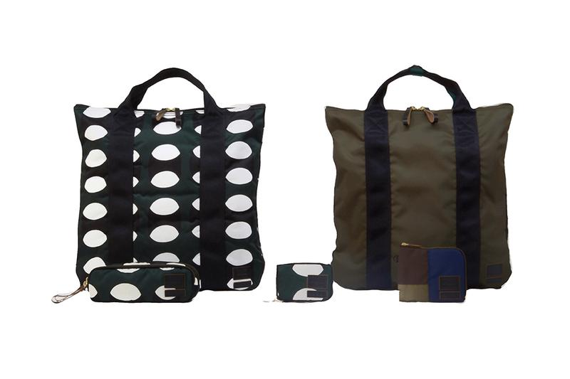 Marni x PORTER Digital Pop-Up Store Collaboration bag yoshida kaban japan release date info may 27 2020
