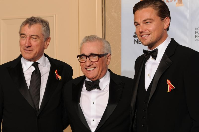 Martin Scorsese's Next Film Strikes Apple TV and Paramount Deal robert de niro leonardo dicaprio hollywood distribution killers of the flower moon