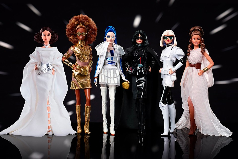Star Wars Day Mattel Barbie Release | HYPEBEAST
