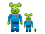 Medicom Toy Channels Aliens from 'Toy Story' in New BE@RBRICK