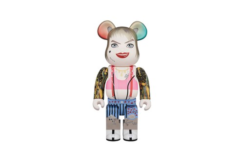 Medicom Toy Drops Colorful Harley Quinn BE@RBRICK