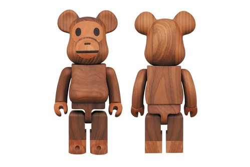 Medicom Toy Is Back With Karimoku for 400% BABY MILO BE@RBRICK