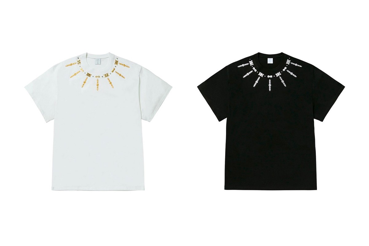 MISTERGENTLEMAN YOSHiKO CREATiON T shirts tees menswear streetwear spring summer 2020 collection lookbooks capsule collaborations jewelry pop couture