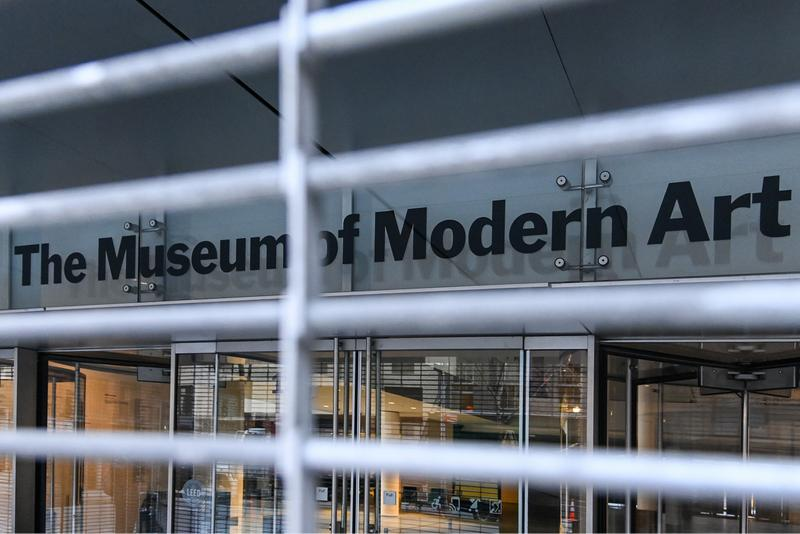 museum of modern art reopening budget cuts layoffs staff coronavirus pandemic