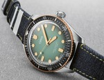 Momotaro Joins Oris for a Denim-Clad Special Edition Divers Sixty-Five