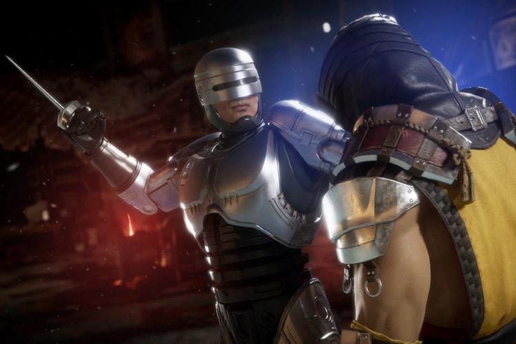 Mortal Kombat 11 Recruits Terminator T 800 The Joker Hypebeast