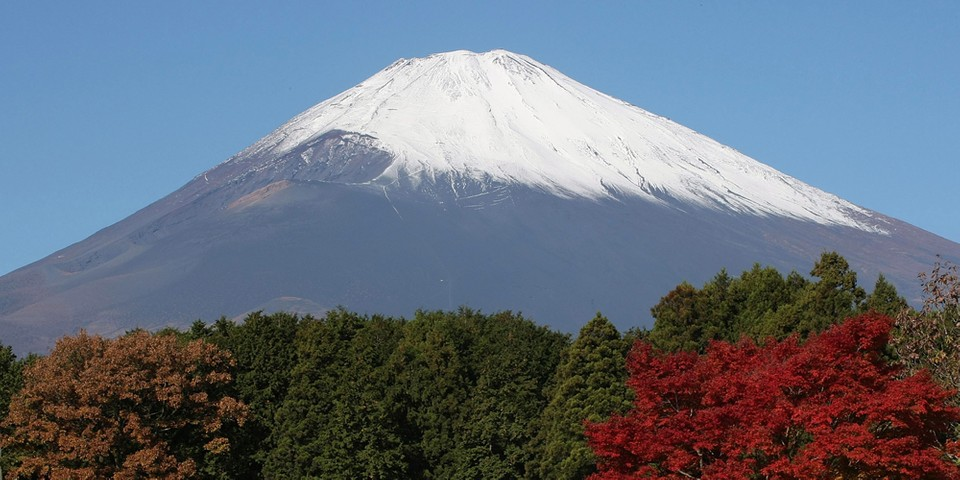 Mount Fuji Hiking Trails Officially Closed for Summer 2020