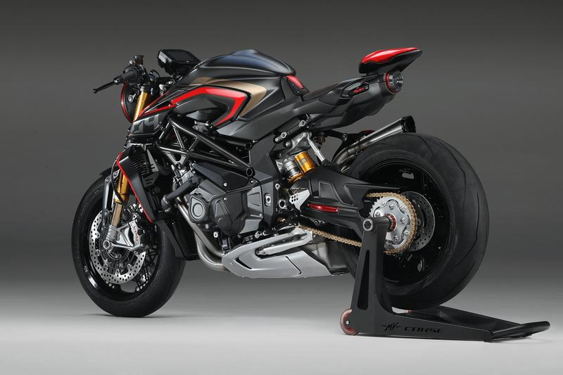 MV Agusta Rush 1000 Motorcycle Info superbikes speed drag racing horsepower Motorbikes Limited edition Italian design
