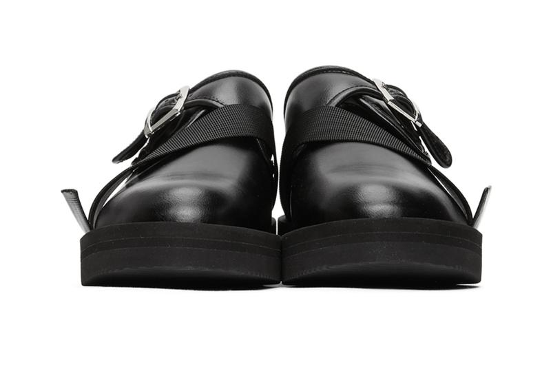 N Hoolywood Suicoke Monk Strap Shoes menswear streetwear japanese japan spring summer 2020 collection sneakers footwear trainers runners