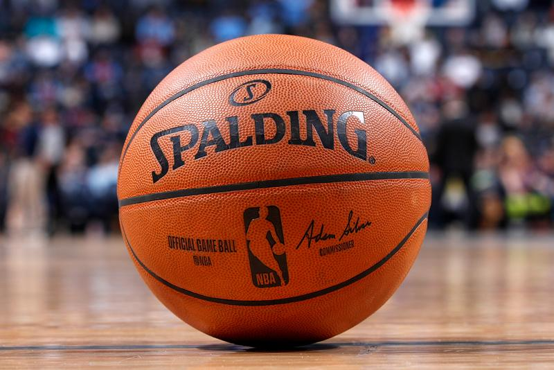 nba drops spalding basketball contract for wilson sports maker official custom basketballs