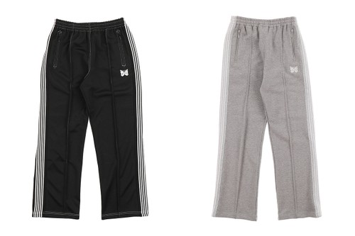 NEEDLES and EMPTYR_ _M Craft Monochromatic Track Pants